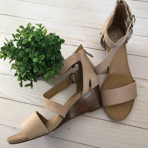 a14ddbfa308c Franco Sarto Shoes - Franco Sarto Derek Wedge Sandal Heel